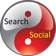 Search and social media work together