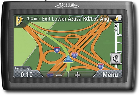 Google Analytic GPS of a website
