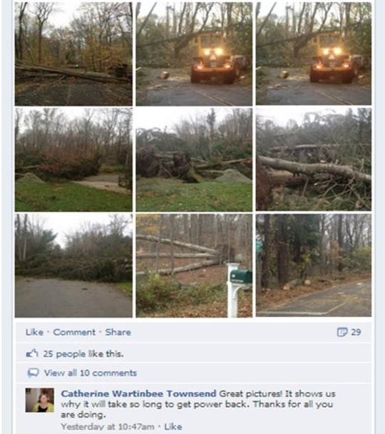 OEM Hurricane Sandy pictures