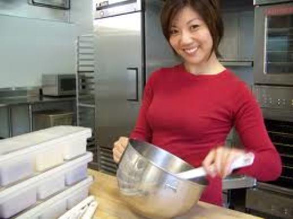 Mari Luangrath Foiled Cupcakes