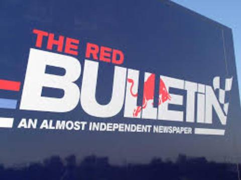 Red Bull Red Bulletin
