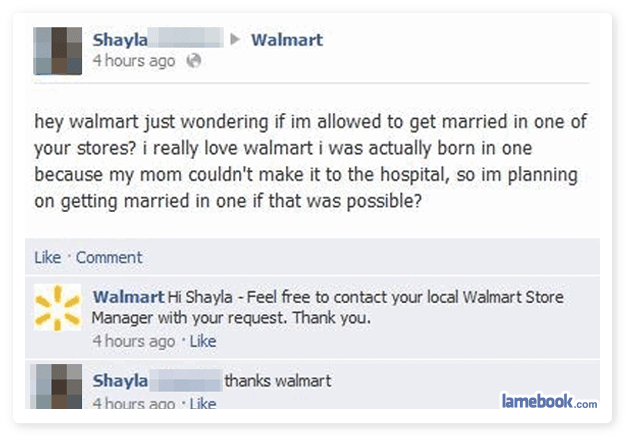 10 lessons on Walmart's social media strategy for any business