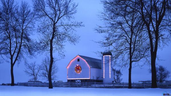 BarnRaisers Christmas