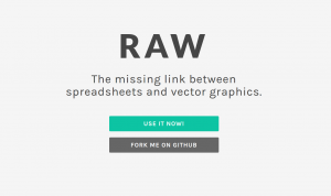 Big Data Visualization Tools - RAW