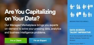 Big Data Companies - Experfy