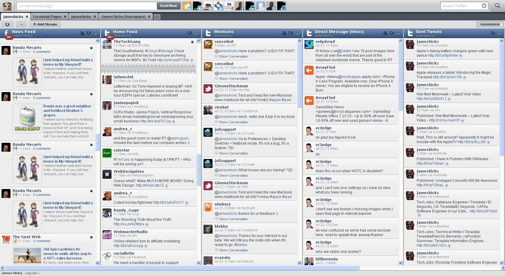 social listening tools hootsuite