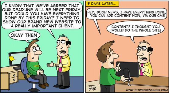 resign a client