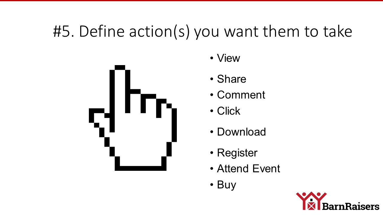 social media success - slide 5