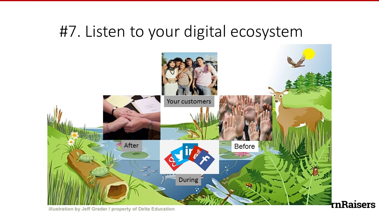 social media success - slide 7