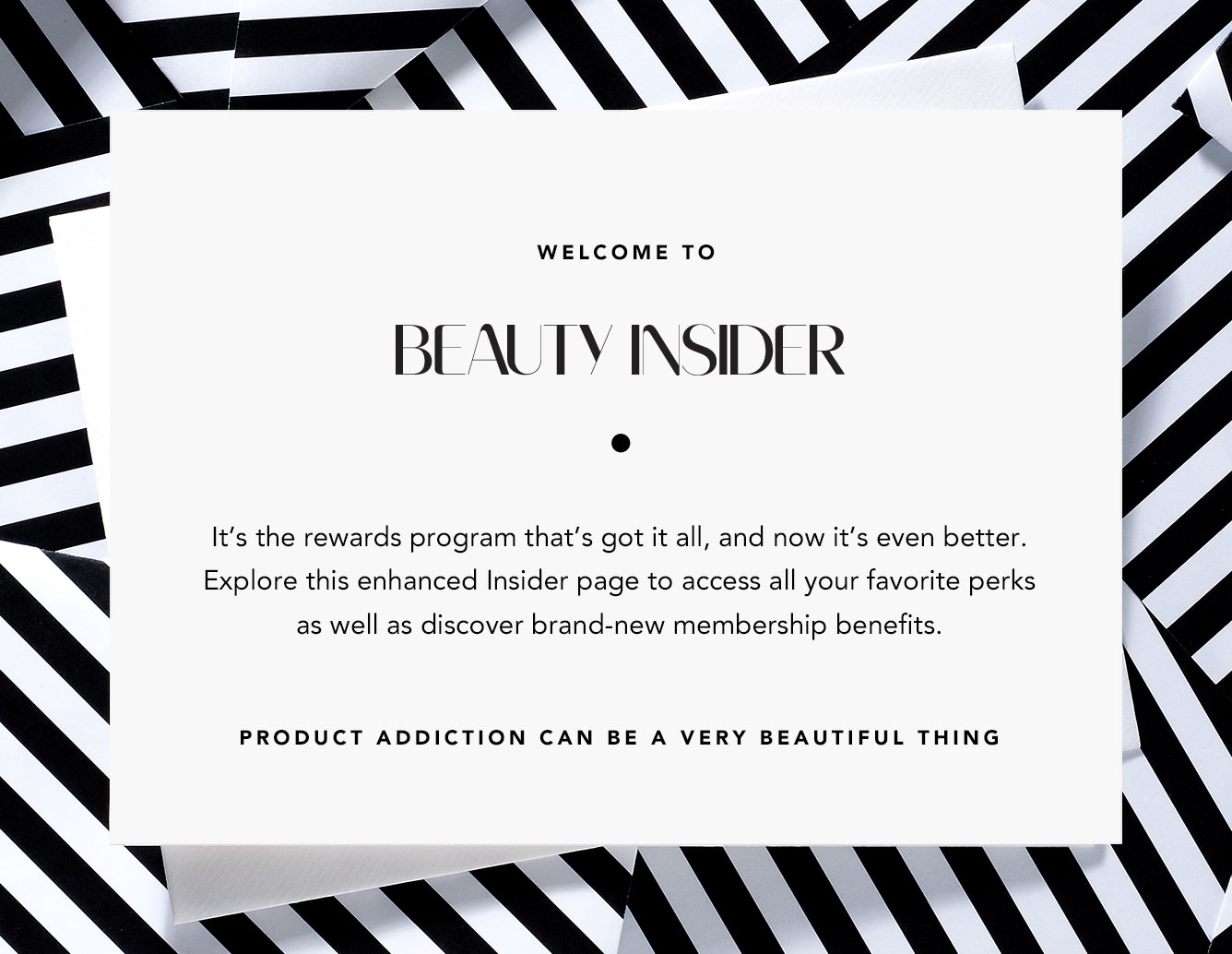 customer loyalty programs - sephora beauty insider