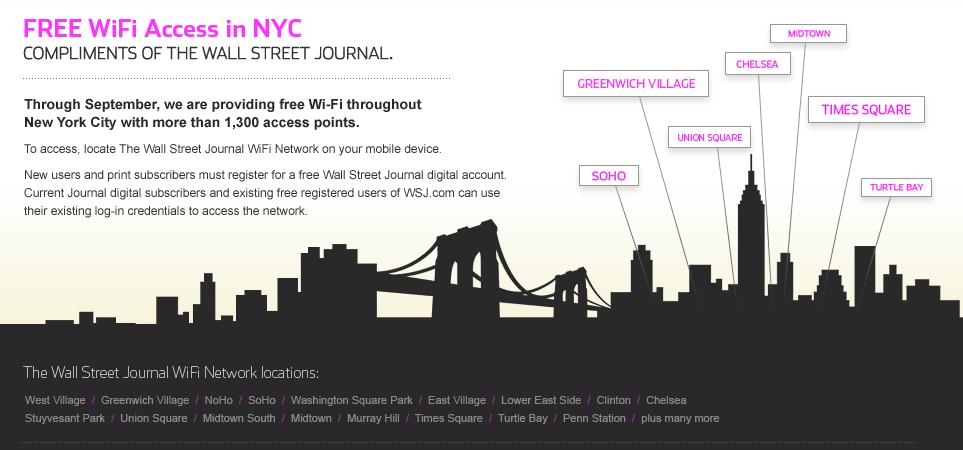 growth hacking case studies - wall street journal