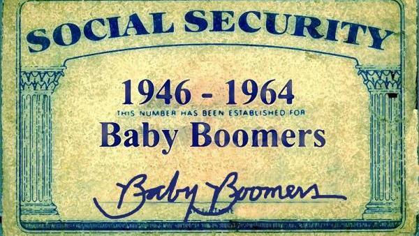 Baby boomer social media use