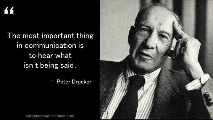 Peter Drucker Quots #7