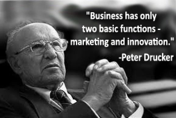Peter Drucker quotes #3