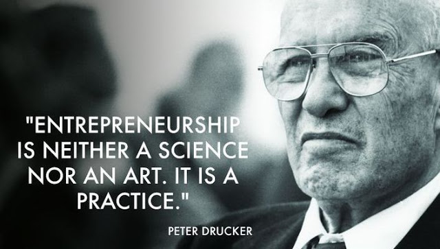 peter drucker quotes on marketing and entrepreneurship
