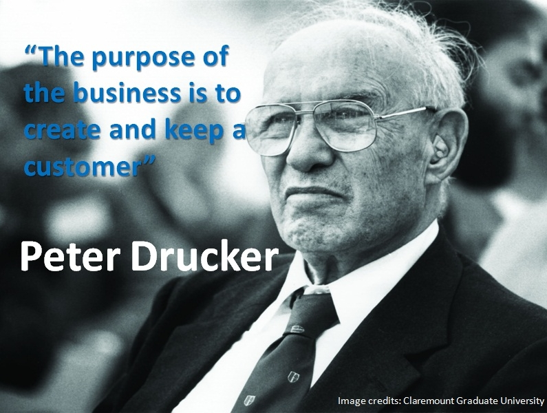 Peter Drucker quotes #1