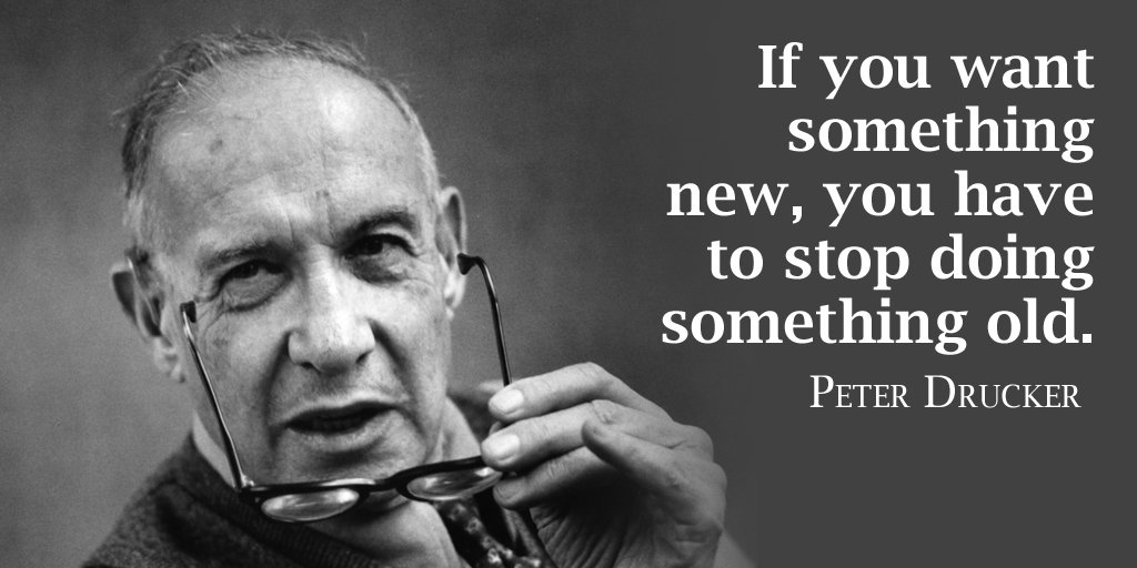 Peter Drucker Quotes #9