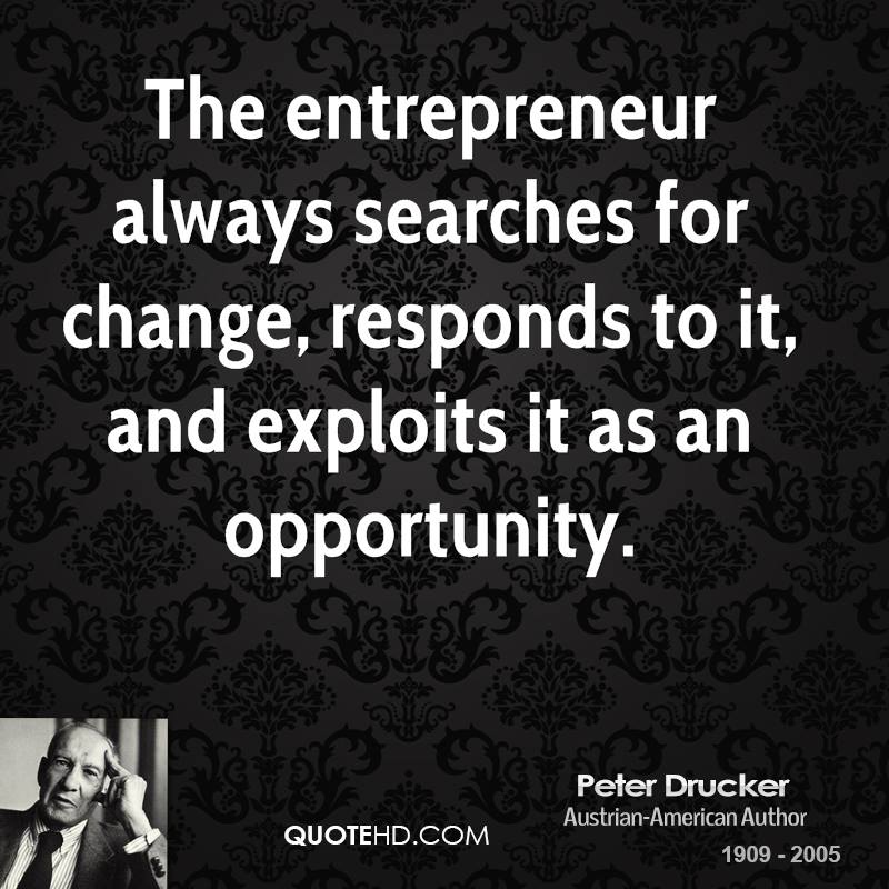 Peter Drucker Quotes #10