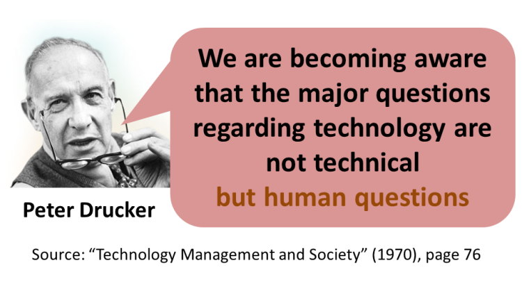 Peter Drucker Quotes #5