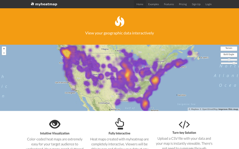 best data visualization tools - myheatmaps
