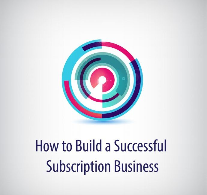 online subscription businesses