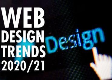 6 website design trends to follow in 2021