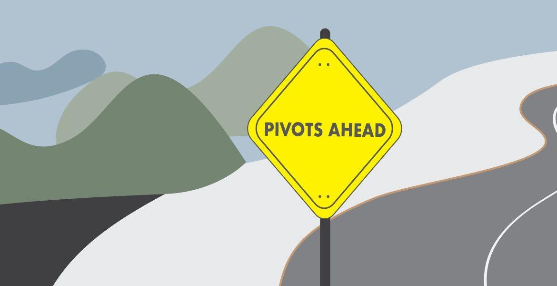 Case studies of pivoting